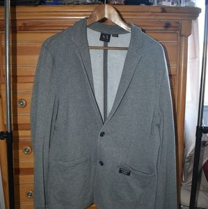 Armani Exchange Sweater Blazer